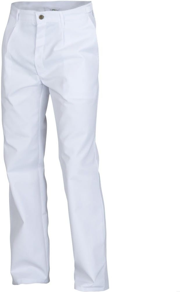 Spodnie do pasa białe, art. 5004