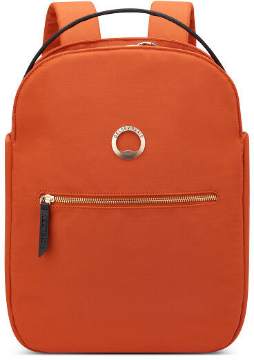 Delsey Securstyle Plecak RFID 32 cm przegroda na laptopa orange