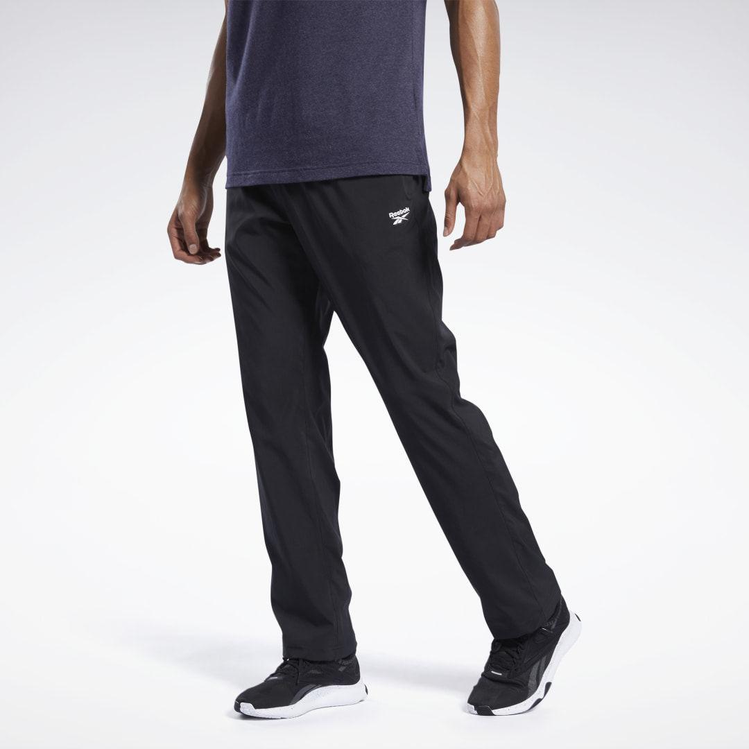 Reebok Spodnie bez ściągaczy Training Essentials Woven