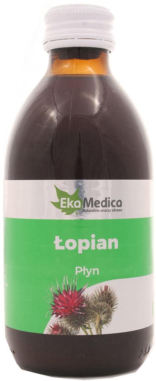 Łopian płyn - EkaMedica - 250 ml
