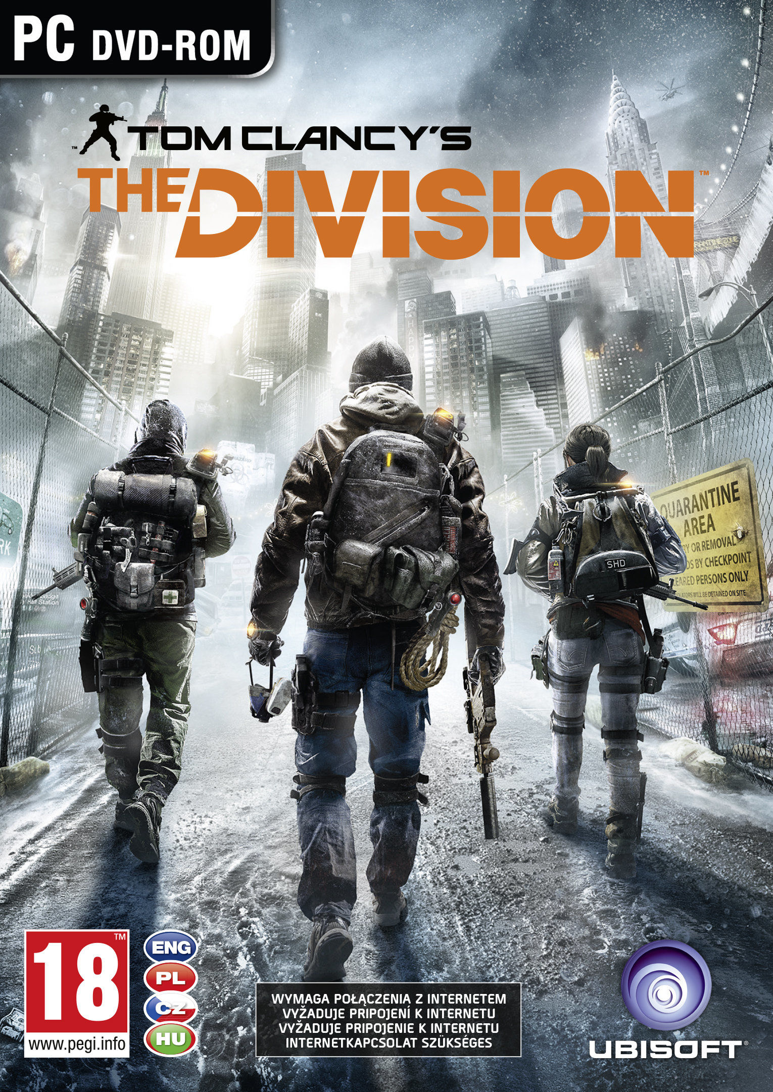 Tom Clancy''s The Division Season Pass (PC) PL klucz Uplay