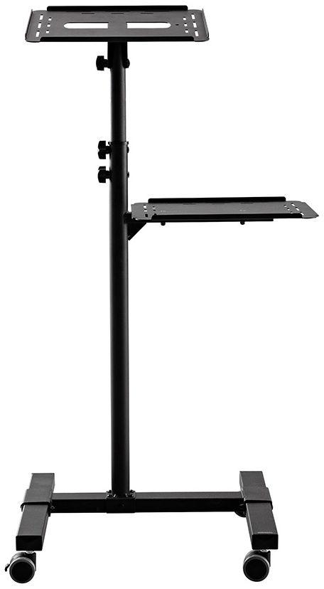 celexon PT3020 stolik projekcyjny 68,5-145 cm - czarny