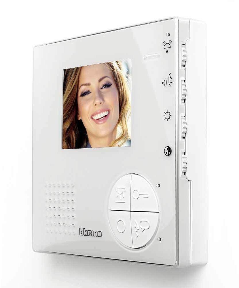 Bticino Wideodomofon głośnomówiący CLASSE 100 V12B Legrand 344502