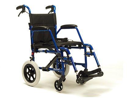 Wózek transportowy Vermeiren Bobby Najlżejszy na rynku