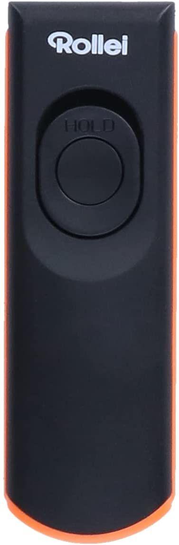 Rollei Wyzwalacz kablowy do aparatu Nikon, ergonomicznie ukształtowany przewodowy wyzwalacz do aparatów Nikon DSLR i DSLM