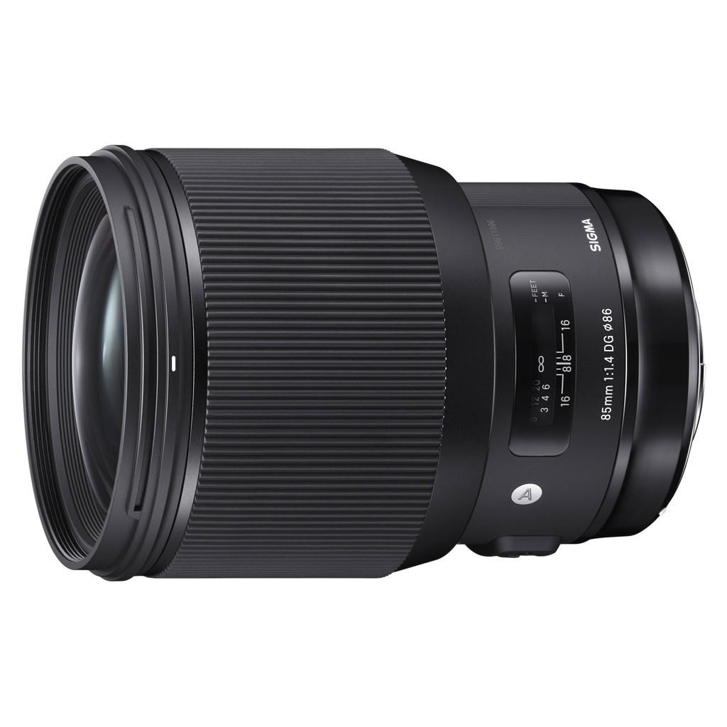 Obiektyw Sigma Art 85mm f/1.4 DG HSM Canon
