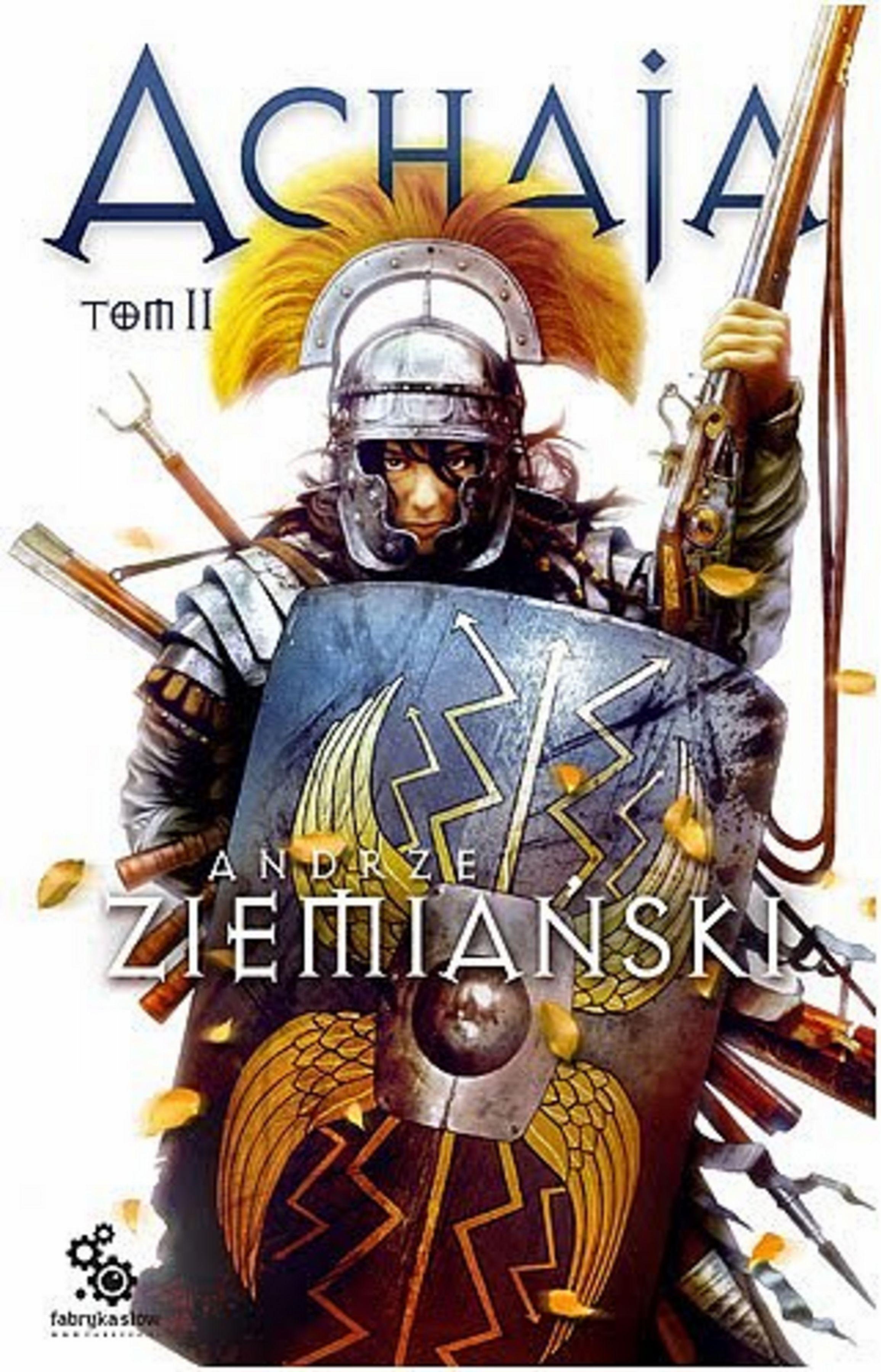 Achaja  Tom 2 - Andrzej Ziemiański - audiobook