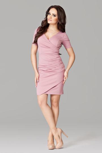 Sukienka Monaco M106 Rozowa