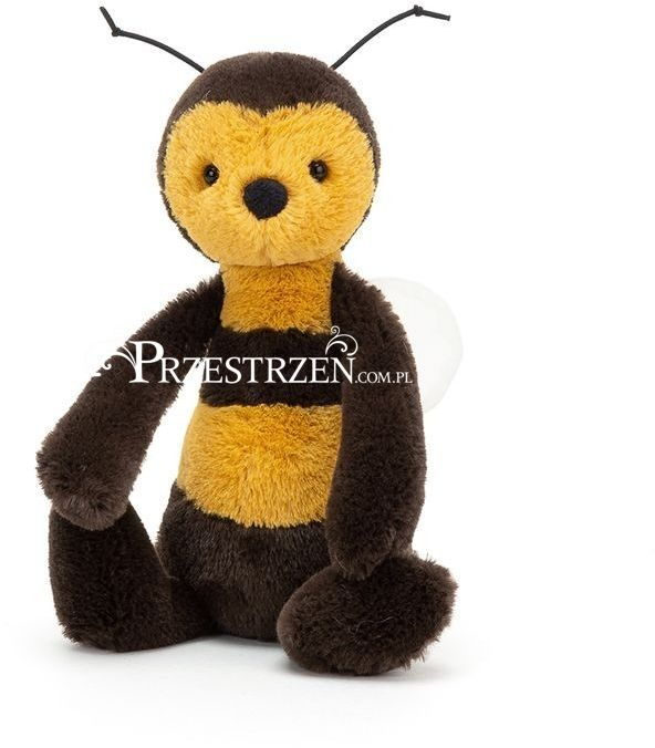 PLUSZOWA MASKOTKA JELLYCAT Pszczoła Bashful BASS6BEE 18 cm