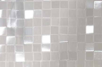Statyczna folia okienna 3d 90x150cm kwadraty