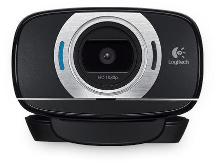Logitech C615 kamera internetowa 8 MP 1920 x 1080 px USB 2.0 Czarny