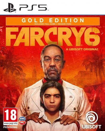 Far Cry 6 Gold Edition PS 5