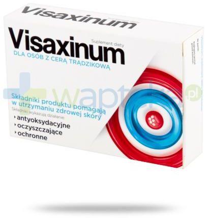Visaxinum 30 tabletek