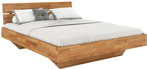 Łóżko dębowe FLOW Style Soolido Meble dębowe