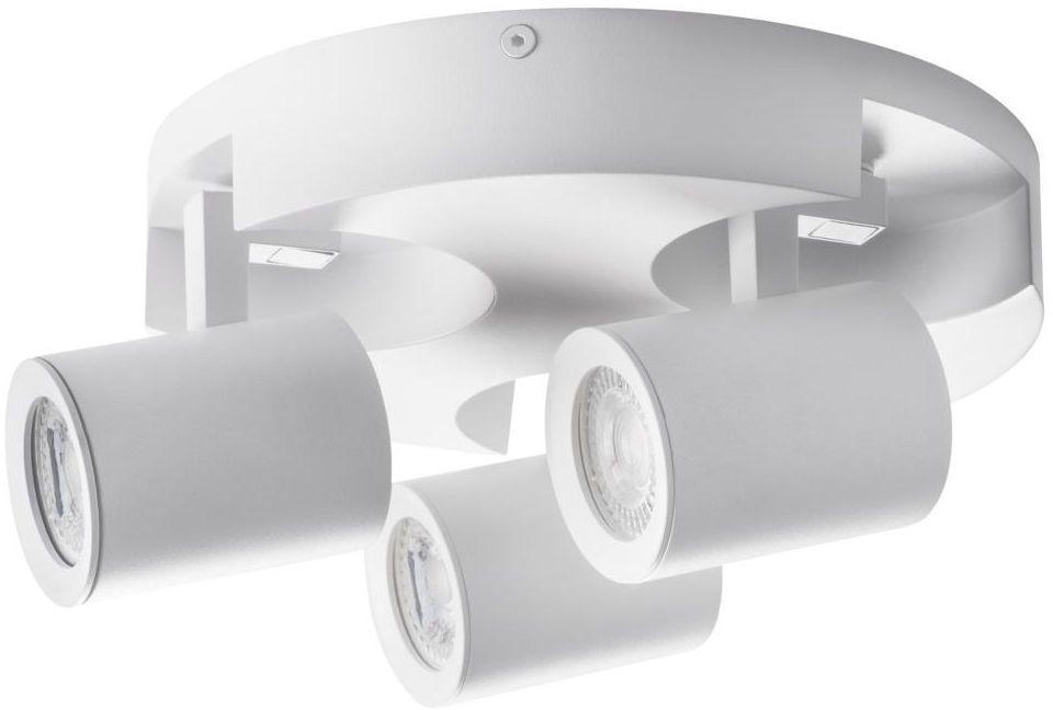 Plafon Laurin biały 3 x GU10 Kanlux