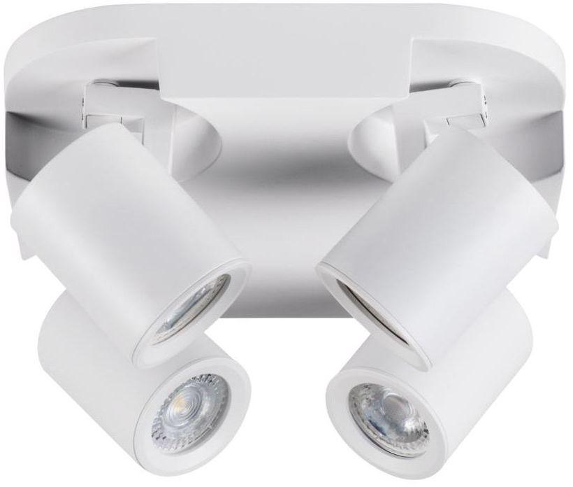 Plafon Laurin biały 4 x GU10 Kanlux
