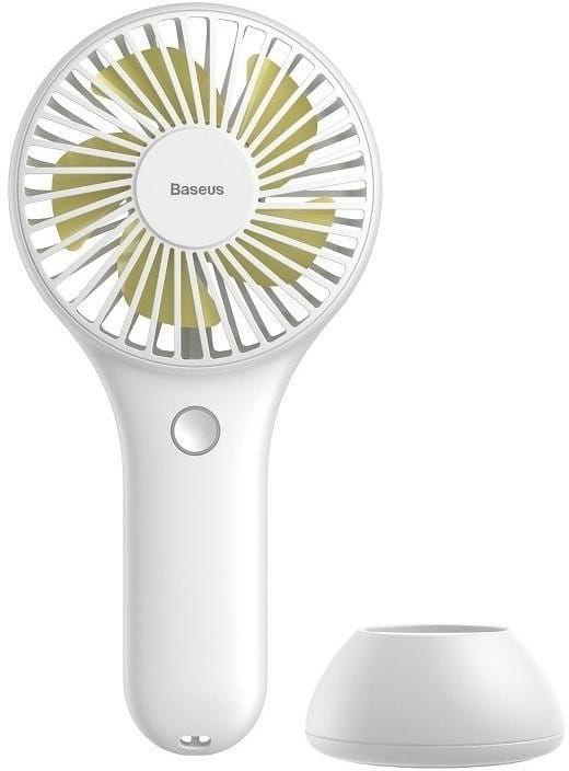 Przenośny wentylator kieszonkowy Baseus Bingo (biały)