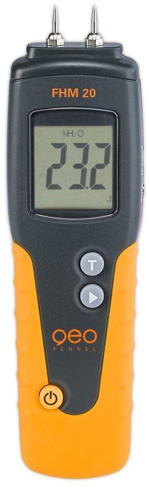 Wilgotnościomierz cyfrowy FHM20 - miernik wilgotności