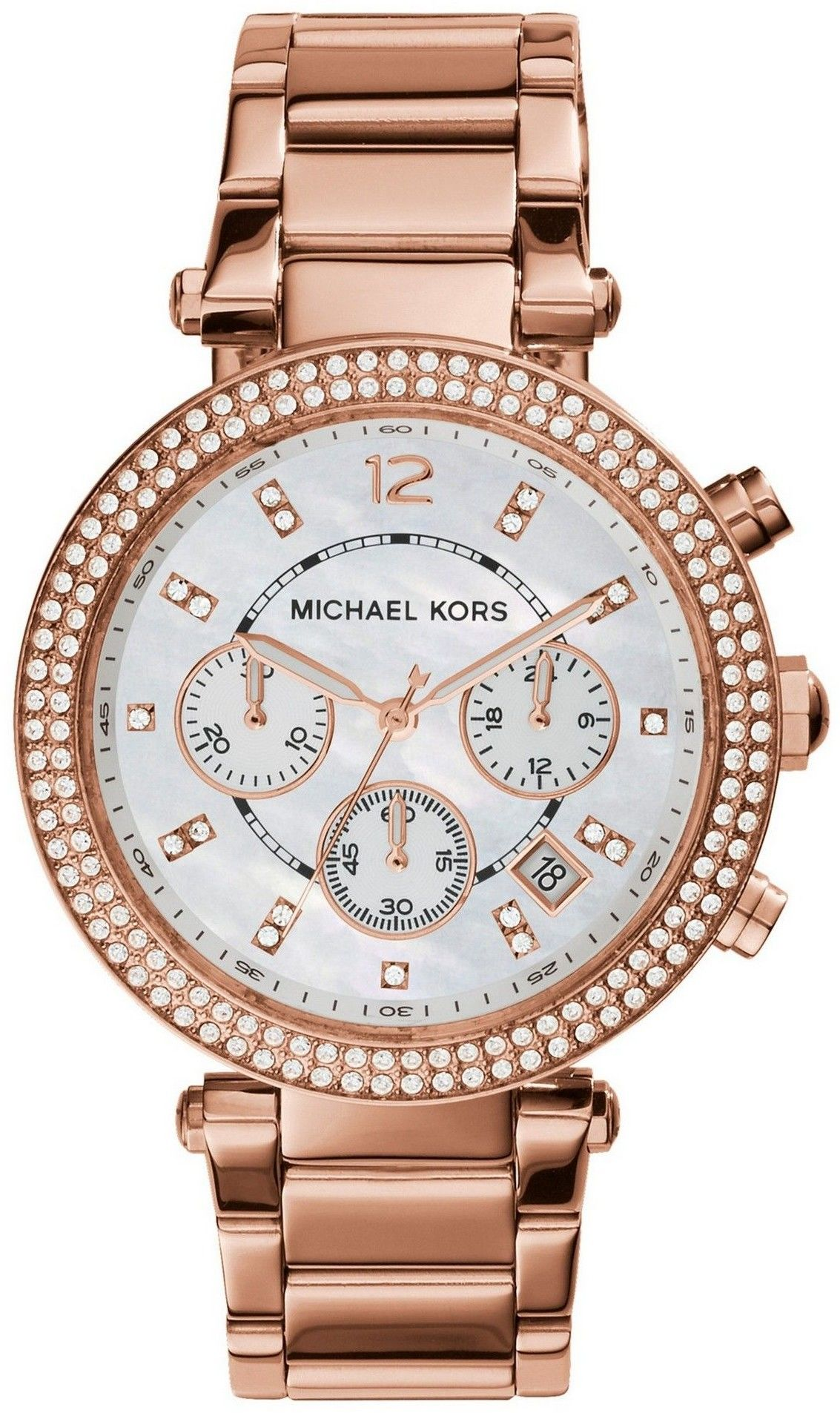 Zegarek Michael Kors MK5491 PARKER - CENA DO NEGOCJACJI - DOSTAWA DHL GRATIS, KUPUJ BEZ RYZYKA - 100 dni na zwrot, możliwość wygrawerowania dowolnego tekstu.