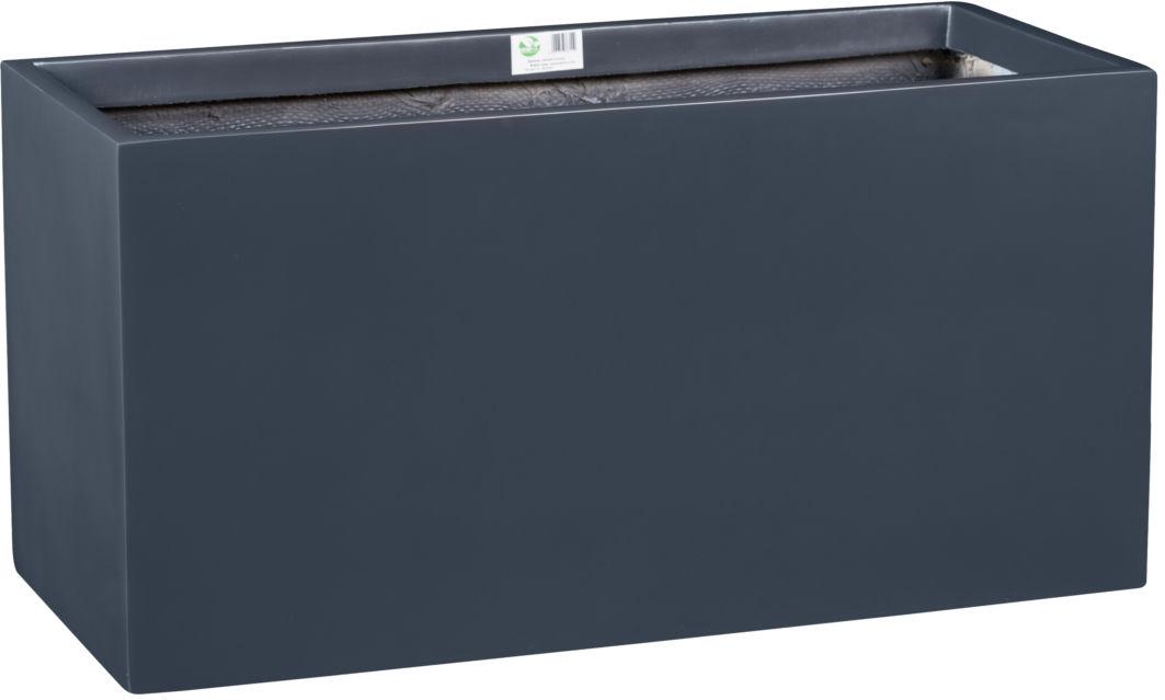 Donica z włókna szklanego D834 antracyt mat