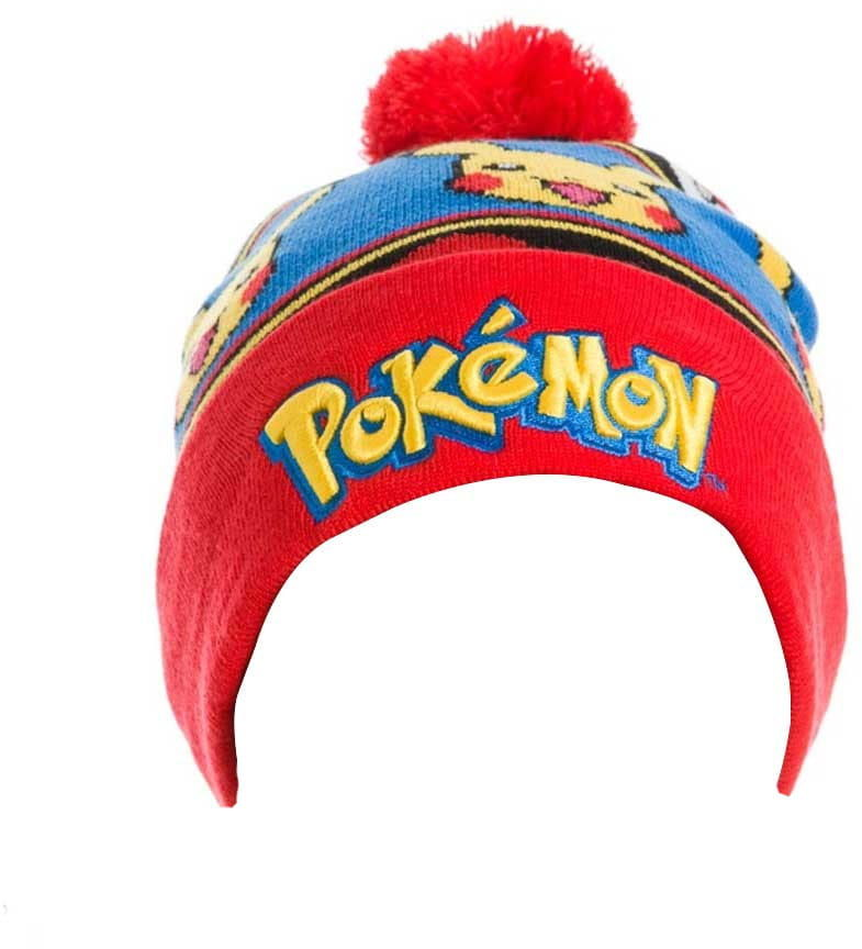 Czapka Pokemon - Logo