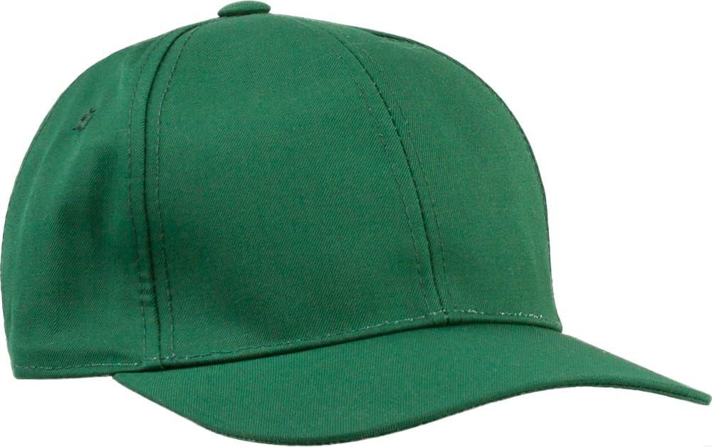 Czapka z daszkiem, zielona