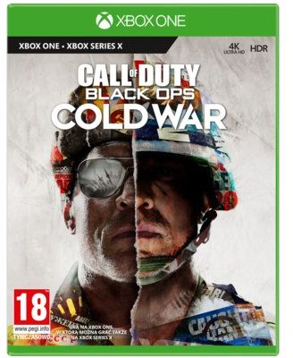 Gra Xbox One Call of Duty: Black Ops Cold War
