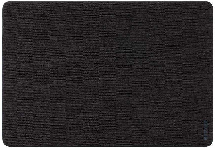 """Incase Hardshell twarda obudowa etui ochronne Apple MacBook Pro 16"""" (2019) - grafitowy ciemnoszary [materiał wełny Woolenex I otwory wentylacyjne I lekkie i cienkie] - INMB200684-GFT"""