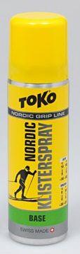 Smar biegowy Toko Nordic Klister Spray Baza 70ml