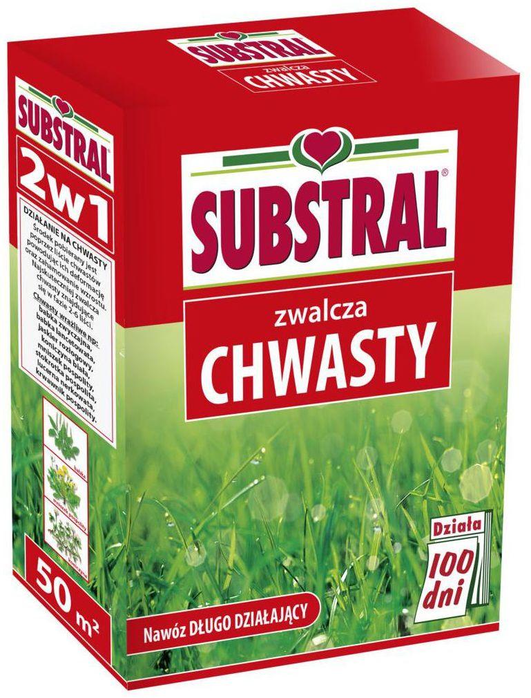 Nawóz do trawnika CHWASTY 100 DNI 1 kg SUBSTRAL