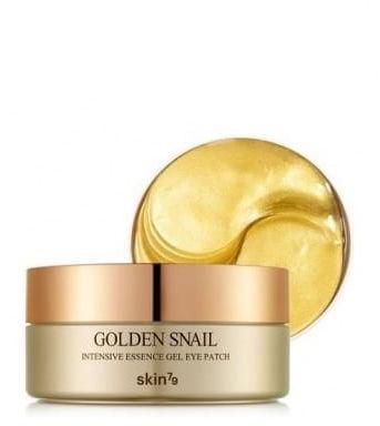 Luksusowe płatki pod oczy ze śluzem ślimaka SKIN79  Golden Snail