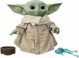 Star Wars The Child - Baby Yoda Plusz z dźwiękiem i akcesoriami, zabawka dla dzieci w wieku od 3 lat, inspirowana postacią z serialu The Mandalorian