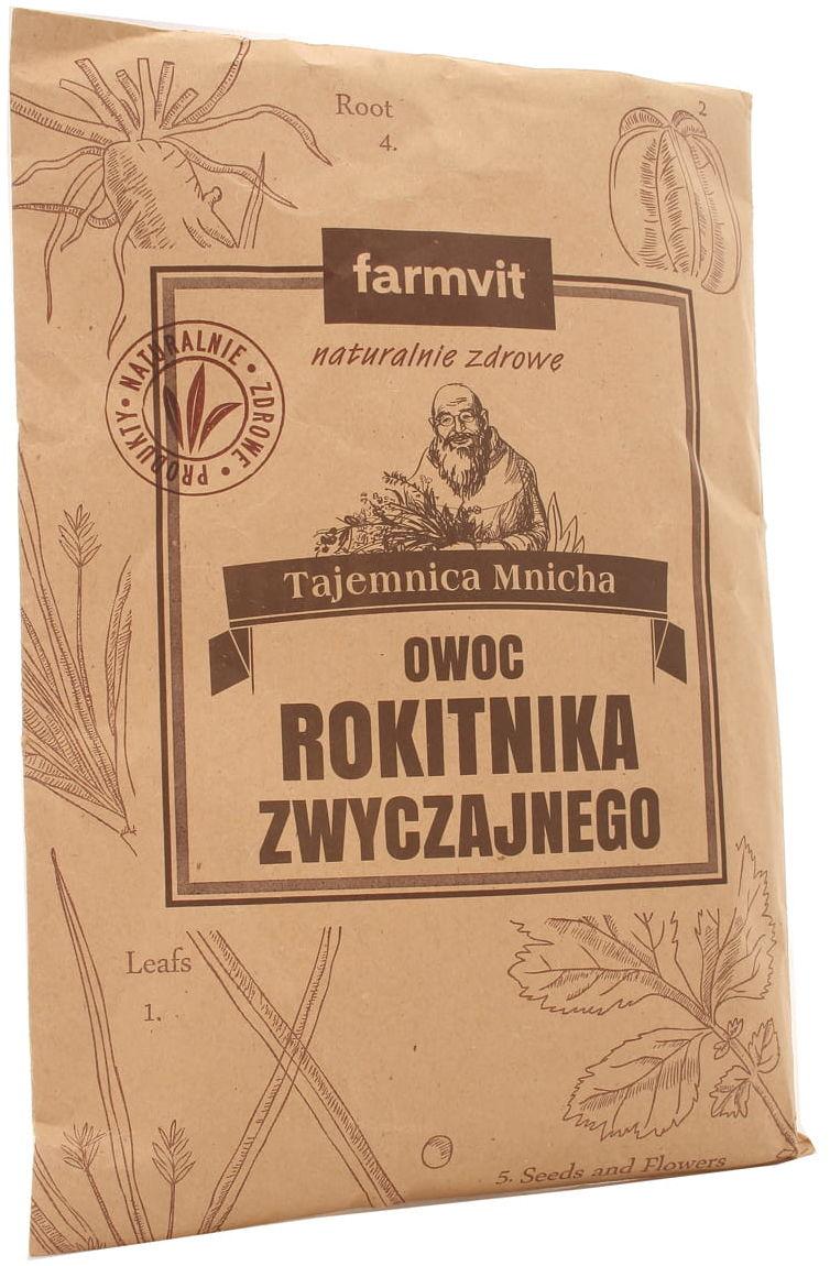 Owoc rokitnika zwyczajnego - Farmvit - 100 g