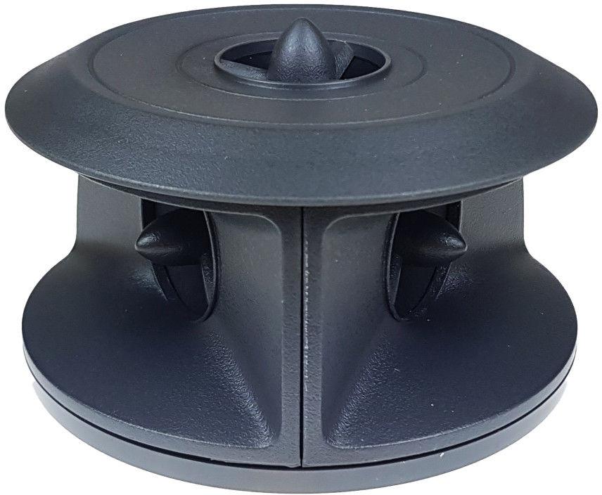 Odstraszacz kun, łasic, gryzoni 850 m2 3D stereo LS-967