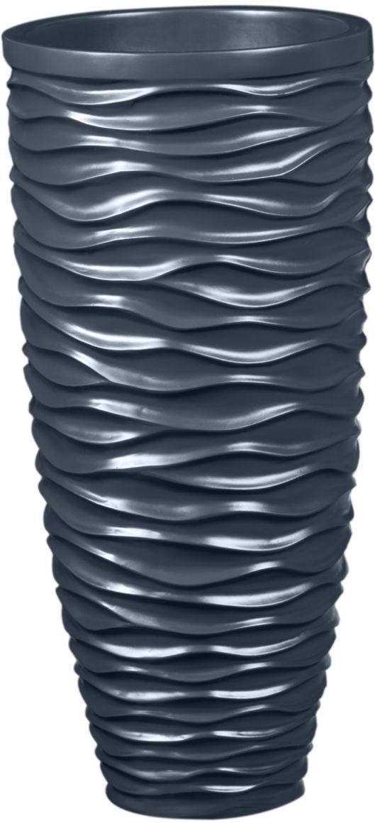 Donica z włókna szklanego D7087C antracyt mat