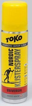 Smar biegowy Toko Nordic Klister Spray Uniwersalny 70ml