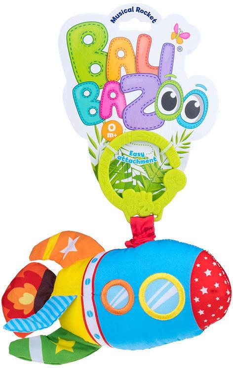 Dumel BaliBazoo - Zawieszka Rakieta z Pozytywką 88748