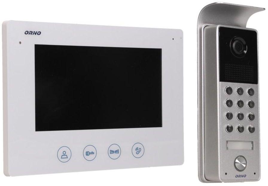 Wideodomofon przewodowy ORVIDME1056W ORNO