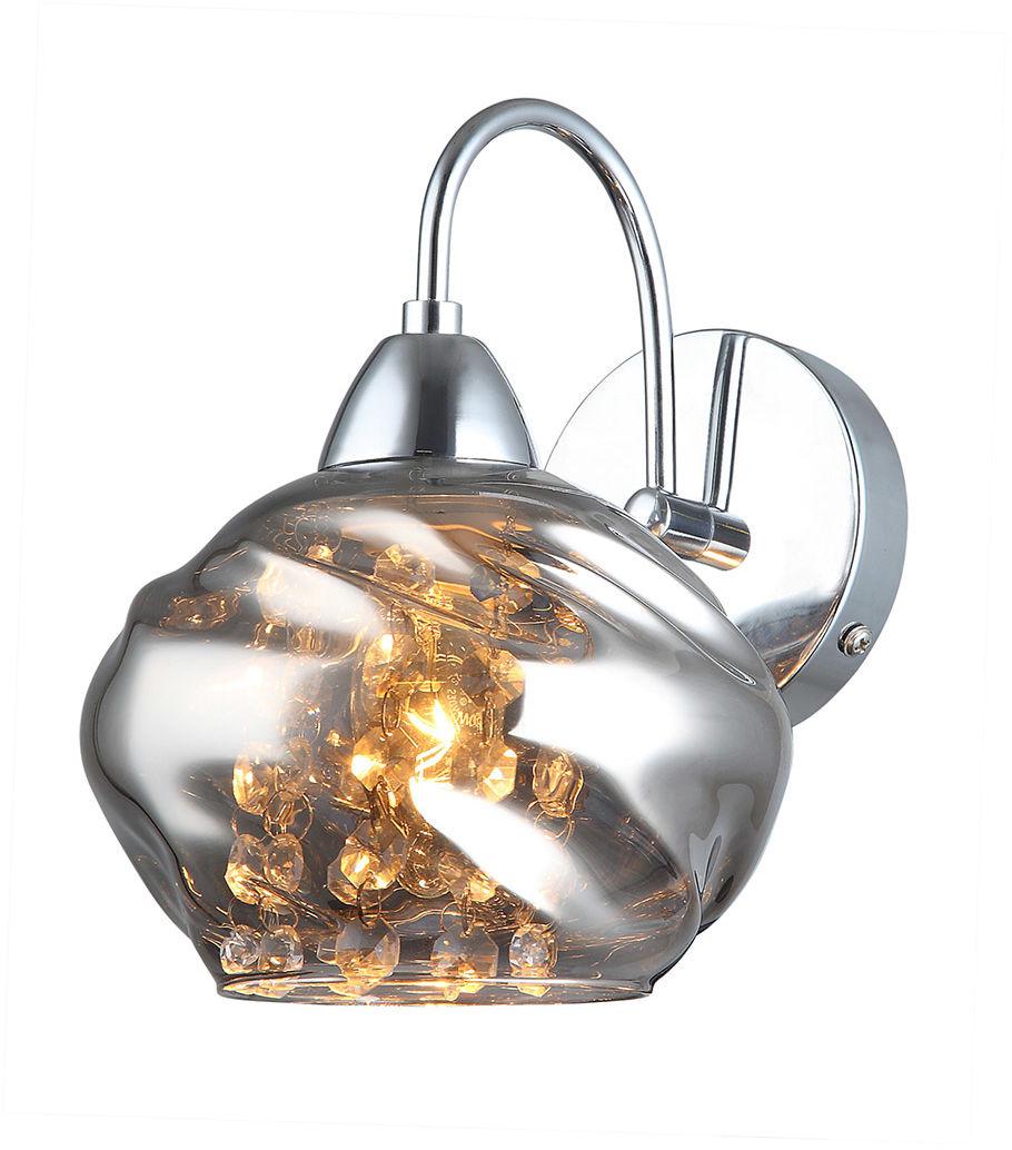 Italux kinkiet lampa ścienna Ritmo MBM-2643/1 chrom