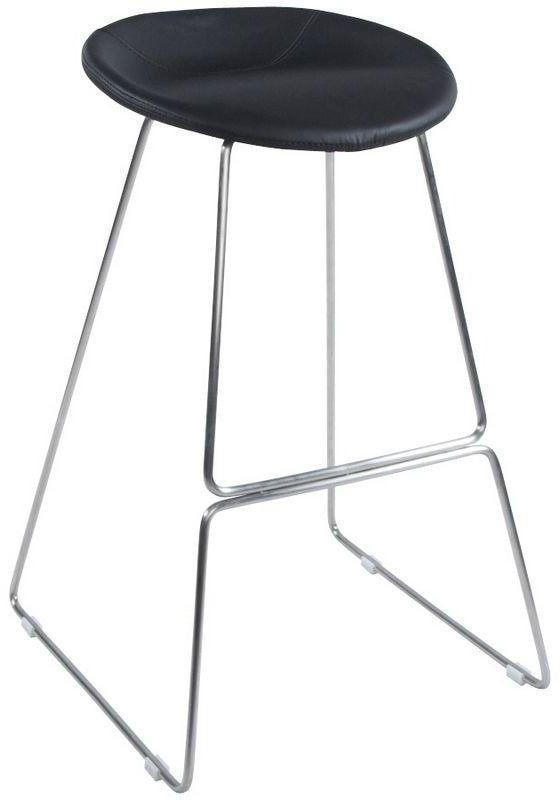 Kokoon design - taboret wysoki iso - czarny
