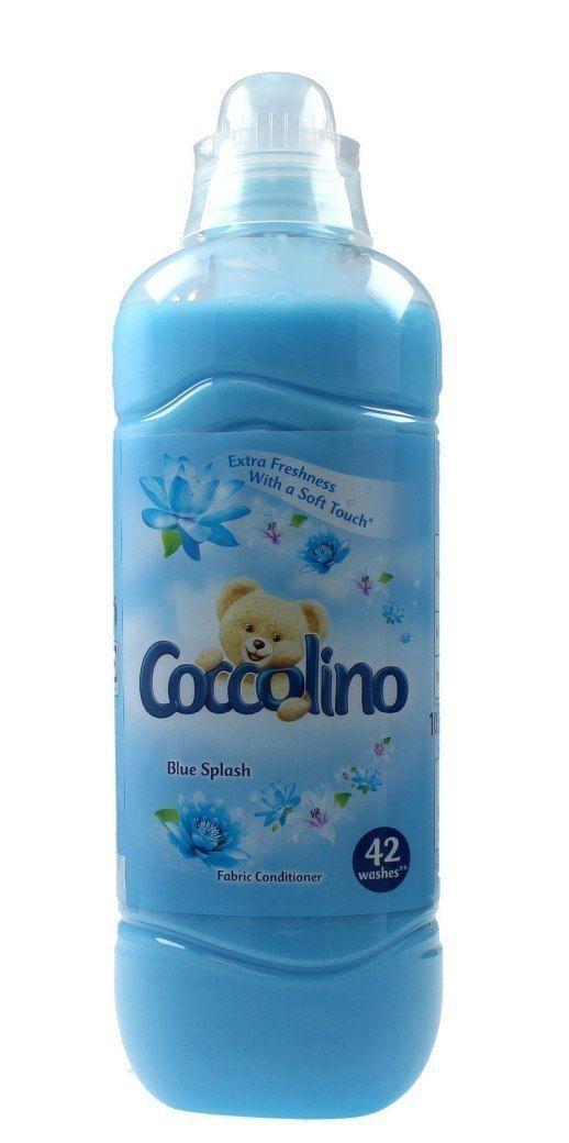 UNILEVER Coccolino Płyn do płukania tkanin Blue Splash 1050ml