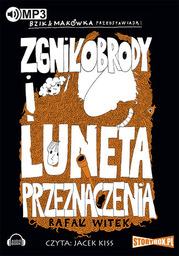 Bzik & Makówka przedstawiają: Zgniłobrody i luneta przeznaczenia - Audiobook.