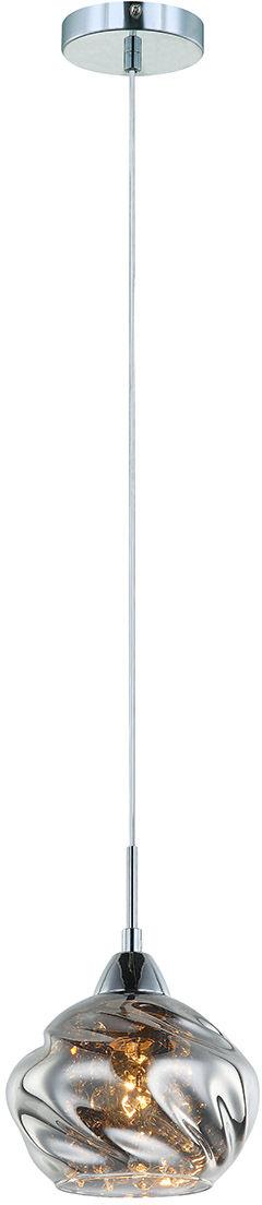 Italux lampa wisząca Ritmo MDM-2643/1 chrom