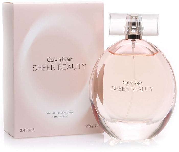 Calvin Klein Sheer Beauty 100ml woda toaletowa [W]