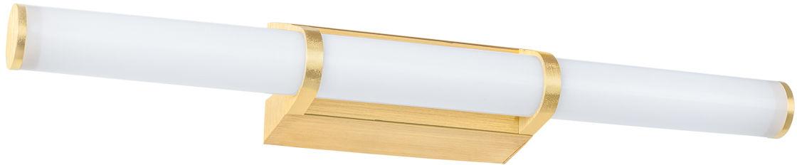 Italux kinkiet lampa ścienna Ronan MB14413-01Z BB LED 12W 3000K 37 cm