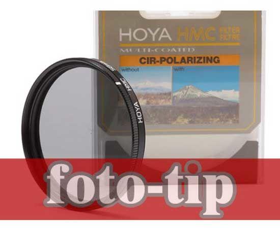 Hoya filtr polaryzacyjny HMC 82mm