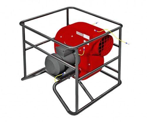 Wentylator przeciwwybuchowy przenośny Klimawent WPA-6-P-N/Ex NEGOCJUJ CENĘ