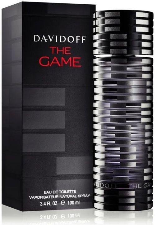 Davidoff The Game 100ml woda toaletowa [M]
