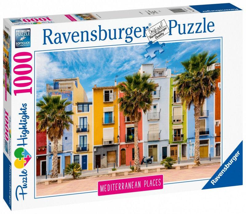Puzzle Ravensburger 1000 - Hiszpania, Spain
