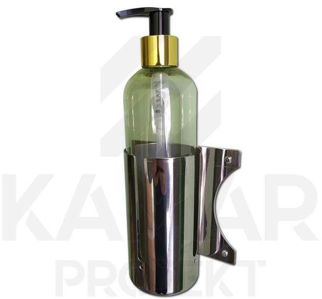 Dozownik ścienny na płyn do dezynfekcji